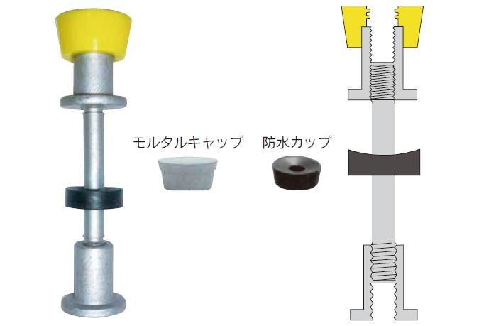 インサートコンW 製品写真(W40-150)