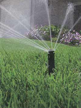 自動散水システム