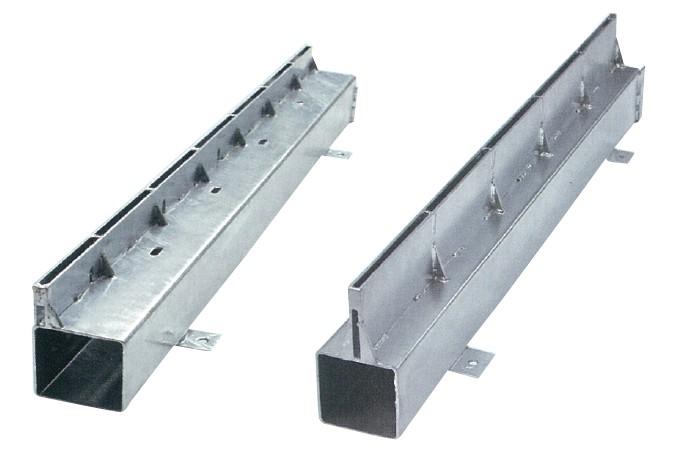 左:SH型(排水性舗装対応型) 右:S型
