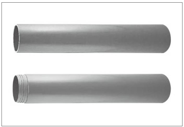 接着型スパイラル継手付直管標準管