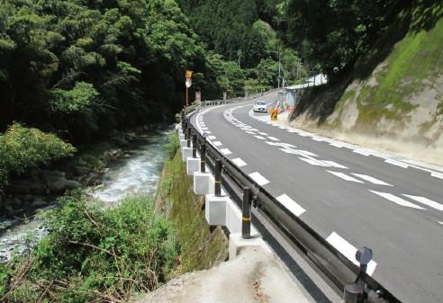 施工実績(道路整備工事)
