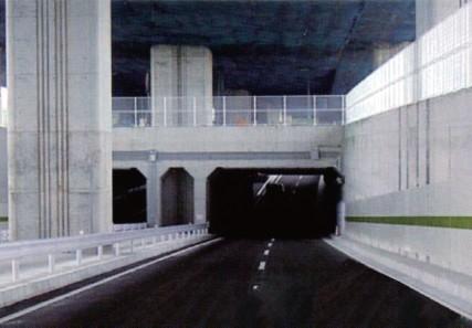 トンネル防汚システム≪ダイヤセラゼックス≫の特長