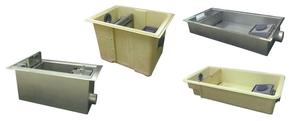 グリース阻集器(Nシリーズ)製品例