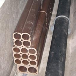 セラダクトA施工例(トンネル)