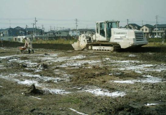 地盤改良工法