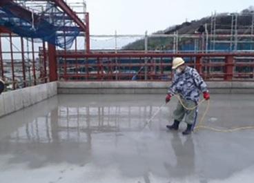 建物の屋上防水