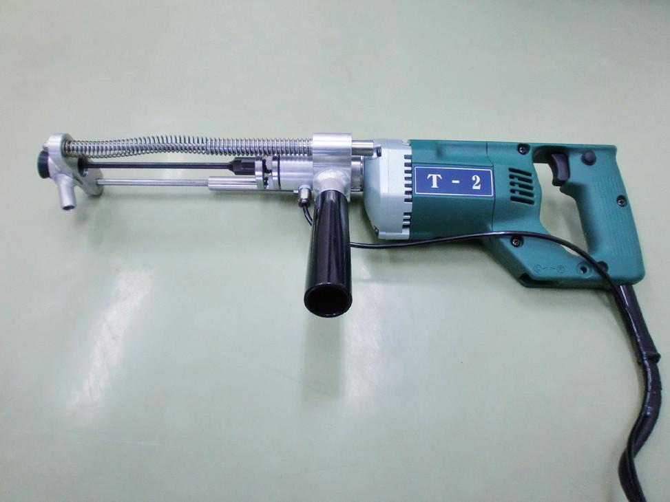 FST工法 T-2ドリル