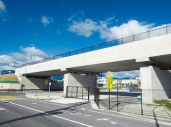 国道161号青柳第2高架橋(近畿地整)
