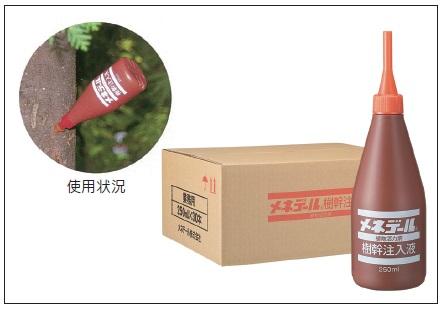メネデール樹幹注入液製品写真