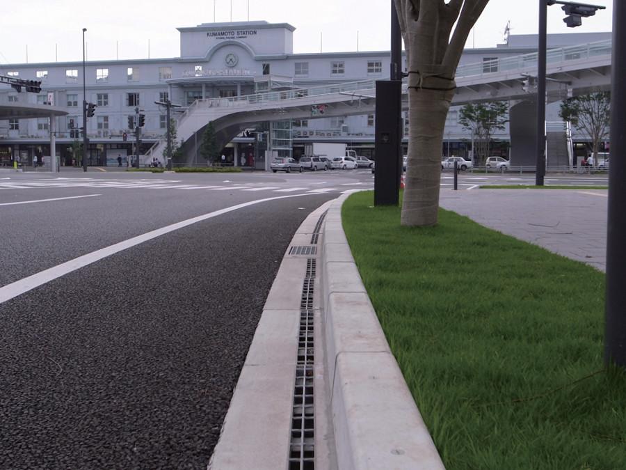 熊本駅帯山線道路整備工事(熊本市)