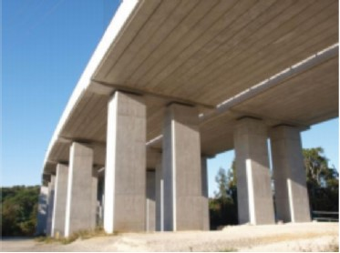 沖縄自動車道億首川橋(NEXCO西日本)