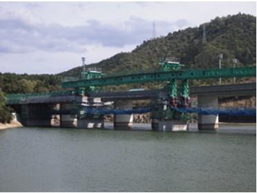 高松自動車道宮池橋(NEXCO西日本)