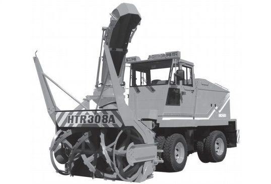 ロータリ除雪車 HTR308A製品写真