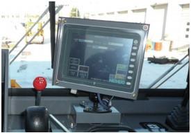 HTR308A車両状態確認モニタ装置