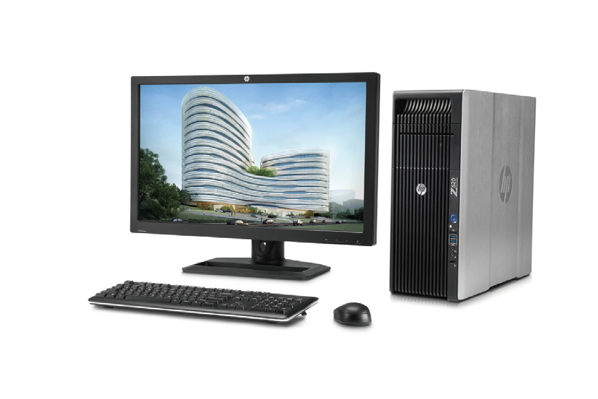 HP Z220 SFF Workstation