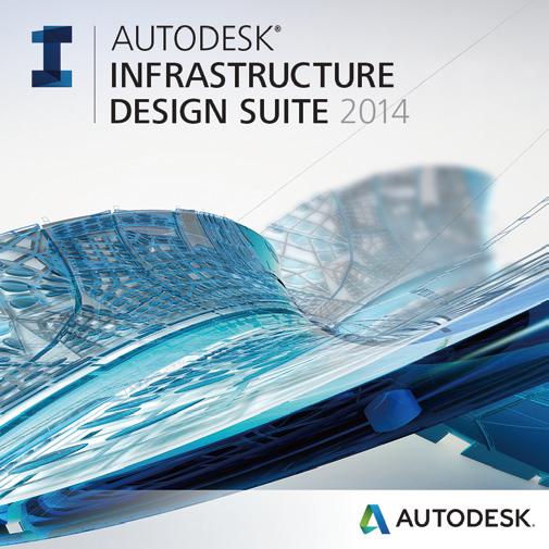 Autodesk Infrastructure Design Suite Standard