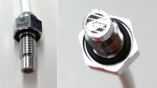 写真-9 圧力センサ