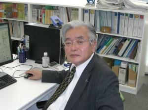 営業部長兼設計積算課長 岡崎 明男 氏