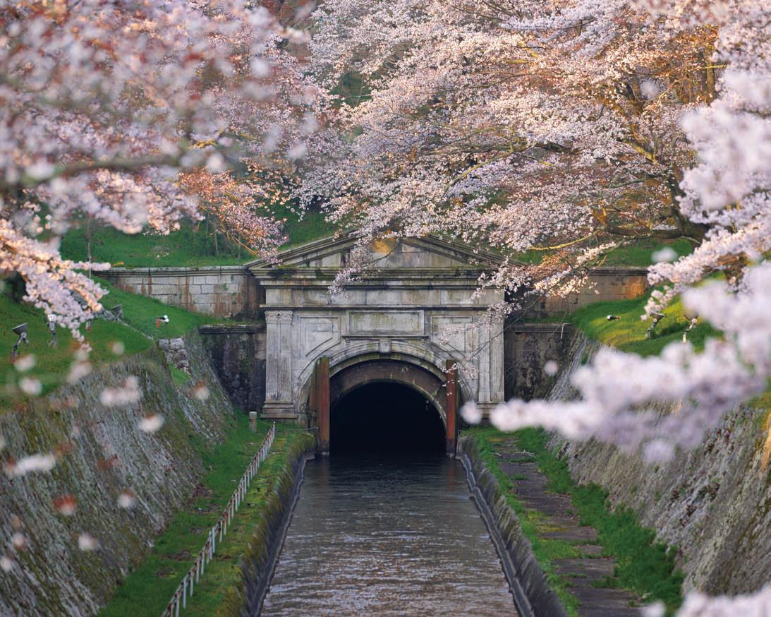 琵琶湖疏水第一トンネル