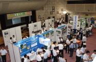 写真-2 建設資材県産品フェア2015の様子