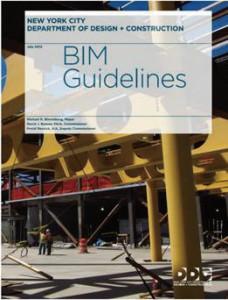 図-1 BIM Guidelines (NYCDDC)