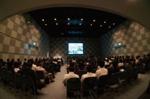 Archi Future 2015のBLJ2015セミナー会場