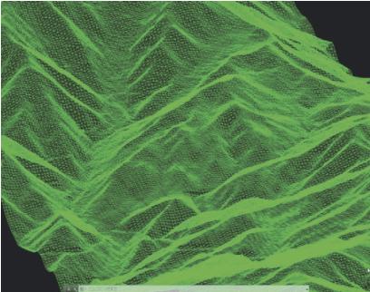 土木で利用する3次元データの特徴