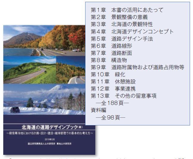 北海道の道路デザインブック(案)四訂版