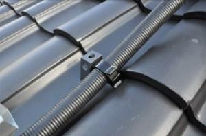 プラフレキR屋根固定部品