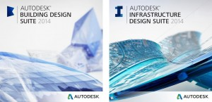 『Autodesk® Building Design Suite 2014』『Autodesk® Infrastructure Design Suite 2014』