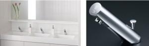 パブリックトイレ向け水まわり製品