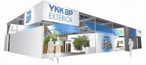 YKK APが『エクステリアフェア 2014』を開催