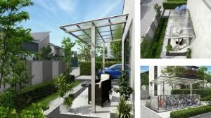 YKK APがテラス屋根『エフルージュグラン ZERO』を発売