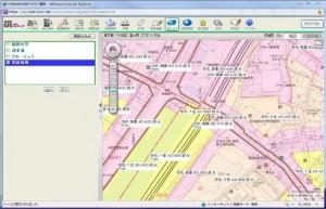 建設業の業務を効率化する地図配信サービス『ZENRIN GISパッケージ 建設』