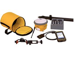 工事測量向け 移動局専用GNSS測量機キット『Trimble SPS Essential Kit』