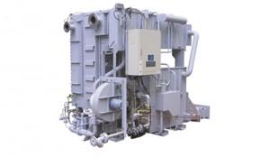 ナチュラルチラー (ガス吸収冷温水機)『2温水回収ジェネリンク』