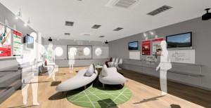 福井コンピュータが体験型ショールームを東京・銀座に開設
