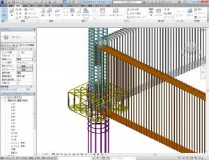 ソフトウェアセンターが構造躯体変換ツール『SSC-構造躯体変換 for Revit 2015』をリリース