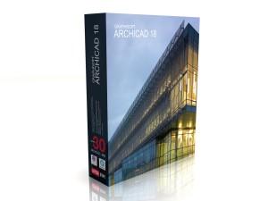 モデルベースのワークフローを統合『GRAPHISOFT ArchiCAD 18』