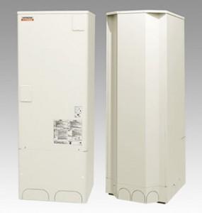 ウレタン発泡充填断熱構造を採用した『新断熱構造貯湯ユニット』