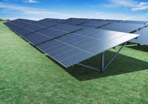 ワンタッチモジュールを採用したソーラーシステム『XSOL RACK』