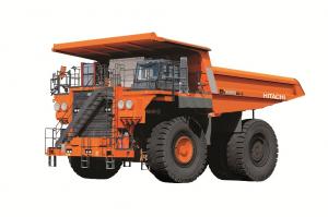 車体安定化制御を実現するAC駆動方式ダンプトラック『EH3500AC-3』『EH4000AC-3』