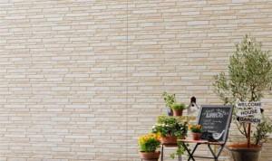 窯業系外装材『AT-WALLガーディナル』の新柄「リエスタVZ」が発売