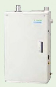 コロナが潜熱回収型 高効率暖房専用ボイラー『エコフィール』を発売