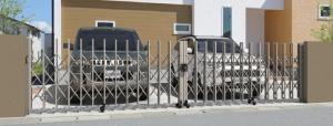 三協立山・三協アルミ社がカーテンゲート『タフゲート』を発売