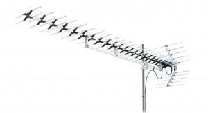マスプロ電工が高性能型共同受信用UHFアンテナ『LSL27GN(27素子)』を発売