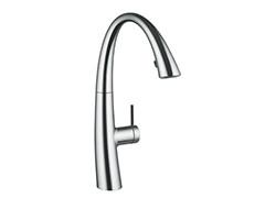 LED付きキッチン用湯水混合栓『ZOE』が発売