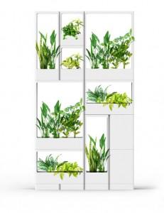 大和リースが室内緑化システム『i.G』を発売
