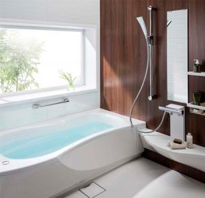 トクラスが多様な入浴スタイルに対応するバスルーム『every』を発売