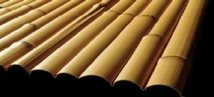 タカショーが人工強化竹垣『エバーバンブー』の10年保証を開始